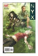 NYX #7  LOGAN MOVIE  (NM-)5th APPEARANCE X-23 (FREE SHIPPING) *