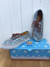 Toy Story Vans | BNIB | Woody UK Size 2 | With Original Box | Mint Condition
