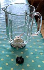 KitchenAid spare blender jug with base part. Model no. 5K5852BAC4.