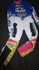 VINTAGE Honda MOTOCROSS JERSEY PANTS COMBO Jeremy McGrath Cr250 PEAK SPITFIRE