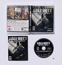 Call of Duty: Black Ops II (PlayStation 3, 2012) CIB