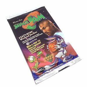 Orignal Upper deck Space Jam 1996 Hobby Card Pack Michael Jordan Unopened NBA