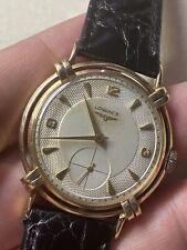 Vintage Longines 14K Gold Manual Wind Thin Dress Watch 22L Caliber