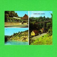 Ansichtskarte DDR Rübeland (Harz)