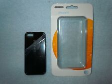 Speck Candyshell Black Gray Case for iPhone 5