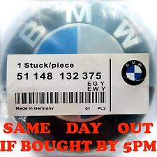 BMW Front Bonnet Boot Rear Logo Badge Emblem 1 3 5 6 7 Z3 X6 X5 E Series 82mm