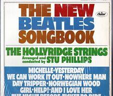 "Beatles (Hollyridge Strings) ""New Songbook"" 1966 US Mono Album In Shrink"
