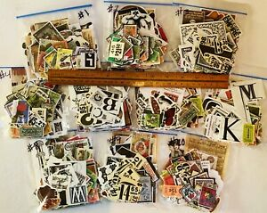 SMALLS Paper Piece Samplers~Vtg Junk Journal Collage Art Scrap Supply~125pc Lots