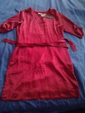 Grace Hill, 16. Red Tunic Dress.