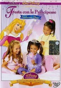 Fête Avec Le Princesses Vol.2 - Princesses Pour Un Jour - Gioco Interactif