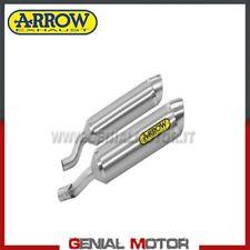 Pot D'Echappements Arrow Thunder Aluminium Kawasaki Z 1000 2010 > 2013
