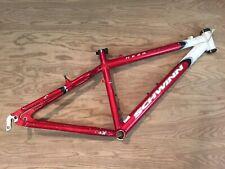 "Schwinn Mesa GSX Mountain Bike Frame 15"" Red Rim Brake"