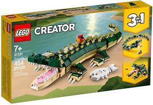 LEGO® Creator 3in1 Crocodile (31121) New & Sealed - Fast Dispatch Free P&P