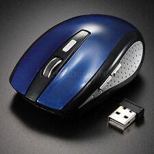 Mini USB Wireless Gaming Optical Mouse Mice For PC Laptop Mac Windows 7 Vista XP