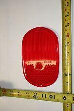 VW Split Bay Bus Type 2 1962-1971 red tail light plastic lens 211945241G repro