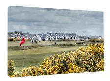 Carnoustie Golf Print (38) or canvas print
