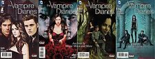 The VAMPIRE DIARIES 2013 Comic (4) Issue Run #1 2 3 4 1st print Set DC Lot