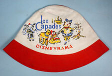 1961-1962 Disneyrama Ice Capades Novelty Hat Souvenir Early Disneyland Costumes