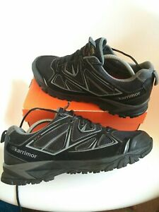 Karrimor Mens boots size 11 Low Walking Shoes Waterproof wtx elite hiking rock
