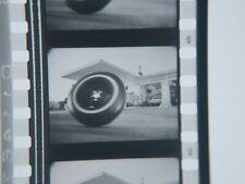 35MM VINTAGE Rare 1965 GULF Cruisemaster Tire TV Film Commercial, Snipe, Short