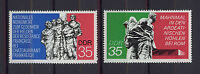 ALEMANIA/RDA EAST GERMANY 1974 MNH SC.1582/83 Intl.war memorials