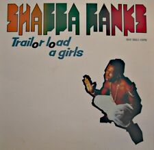 ++SHABBA RANKS trailor load a girls (4 versions) MAXI 1991 EPIC VG++