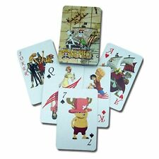 NEW Playing Cards * One Piece * Anime Manga Art Sealed Game Collectible NIP