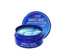 [SNP] Bird's Nest Aqua Eye Patch - 1Box(60Patches) Korean Cosmetics Beauty