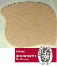 F-41 Dancer Adhesive Wool Felt Pads  Left 1/4'' 100/BG Pre-Cut F41 USA New