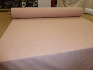 SCION - PLAINS FIVE PEBBLE (Pink) - Linen Blend Fabric (DOUBLE WIDTH)