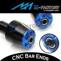 Toka 13-17mm Bar Ends Weights Blue Set For Yamaha MT-01/MT-03 04-09 10 11 12 13