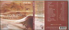 NAVA TEHITA - DANCING THE GLORY CD ALBUM / NEAR MINT / JEWISH RENEWAL / DIGIPAK
