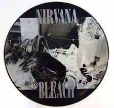 NIRVANA VINYL LP - BLEACH - PICTURE DISC