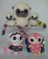 Yoohoo and friends, 5 soft toys bundle, Aurora