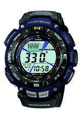 Casio Pathfinder Men's PAG240B-2 Tough Solar Triple Sensor Two-Tone 57.5mm Watch