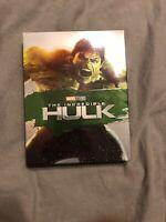THE INCREDIBLE HULK 4K UHD  Blu-ray WEA STEELBOOK [BLUFANS] FULLSLIP