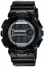 CASIO G-Shock GD-110-1 GD-110-1DR Large Lcd Super Illuminator 200m Watch