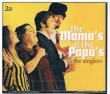 Mama's & Papa's (+ Solo) -The Singles +,D'CD mit 42 Titel 1964-1977/D'CD Neuware