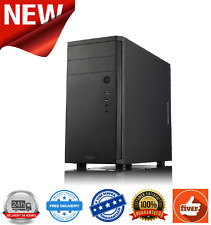 Fractal Design Core 1100 OEM Micro ATX Case No PSU NO FAN 2 x USB 3.0