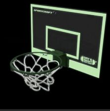 Sportcraft Glow In The Dark Over the Door Basketball Hoop