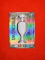 Carte card Panini ADRENALYN XL UEFA Euro 2020 n°5 RARE INVINCIBLE