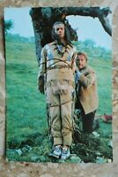 Film Postkarte AK WINNETOU I. 1963 Pierre Brice Lex Barker  Karl May Western
