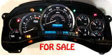 CADILLAC ESCALADE  INSTRUMENT CLUSTER FOR SALE 2003 2004 2005