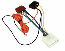 Adaptador cable enchufe ISO AK8 para radio de Nissan Navara Pathfinder Qashqai