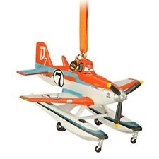 Disney Store Planes Fire & Rescue Dusty Christmas Tree Sketchbook Decoration
