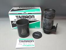 Tamron AF 200-400mm f5.6 LD (IF) Zoom Lens