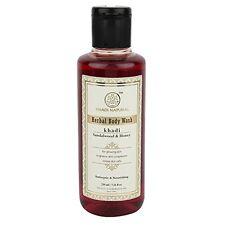 Khadi Natural Herbal Sandalwood & Honey Body Wash For Protects the skin