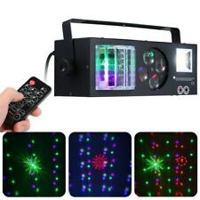 60W 4-In-1 Pattern Laser Strobe Magic Ball Stage Light Lighting Fixture With