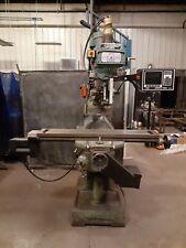 Sport K2 Knee Mill With Proto Trak M2 Control