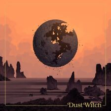 MIRAGE - DUST WITCH - BLACK ORANGE SWIRL - MONDO - DEATHWALTZ - DANIEL DANGER